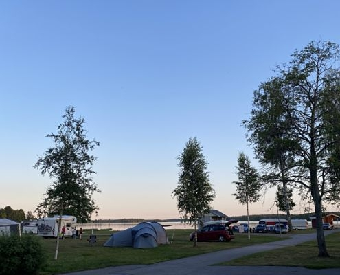 Camping in Småland