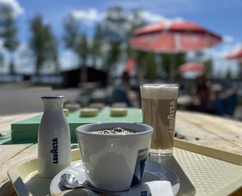 Hultsfred Strandcampings Café