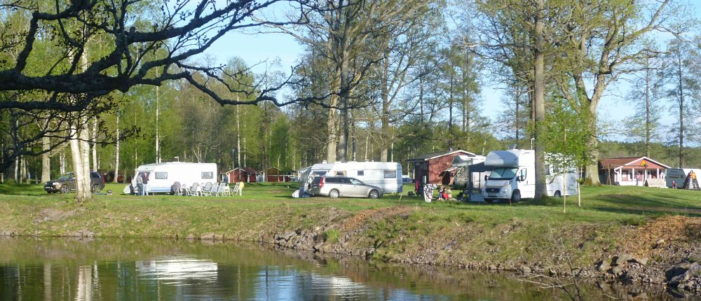 Saisoncamping Hultsfred Småland