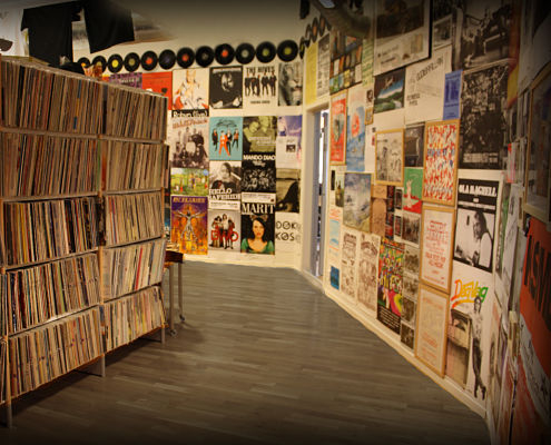 Swedish Rock Archive in Hultsfred
