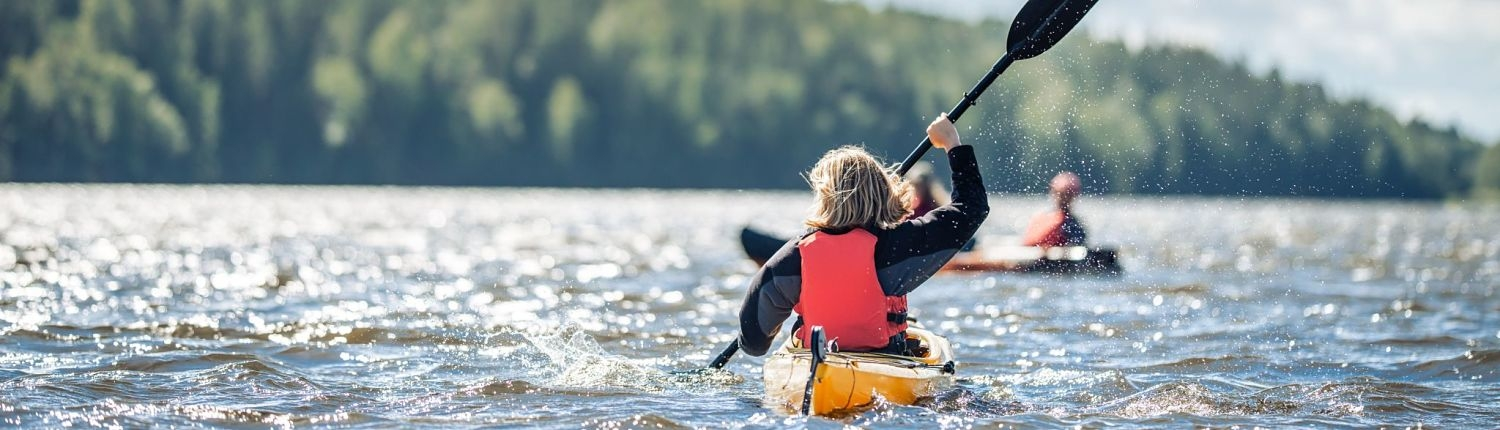 Rent a kayak in Hultsfred