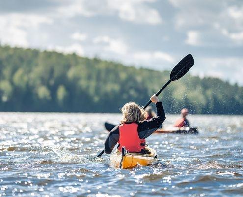 Rent kayak Hultsfred