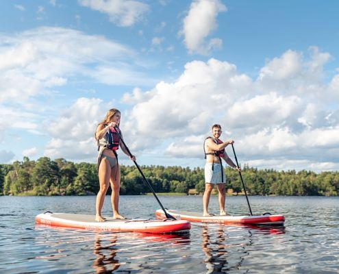 SUP in Hultsfred