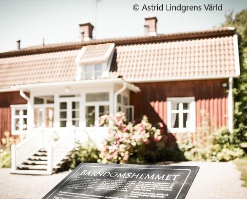 Astrid Lindgren's Näs in Vimmerby